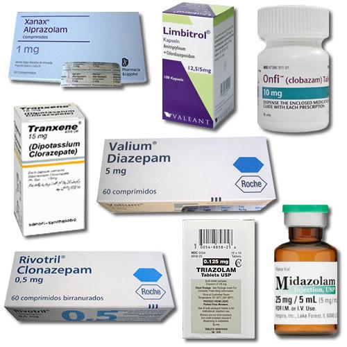 diazepam contiene clonazepam